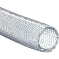"1/2"" Braided Vinyl Hose Tubing (by the Foot) - Generic"
