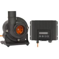 Abyzz A200 IPU (3,800 gph) 3M Cord Controllable DC Pump - Abyzz
