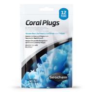 Coral Plugs (12 pc) - Seachem