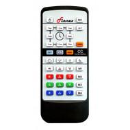 Finnex Replacement Remote: Controllable CC, CRV, KLC, HLC Aquarium LED - Finnex