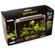 Spec 5 Gallon Aquarium Kit Black - Fluval