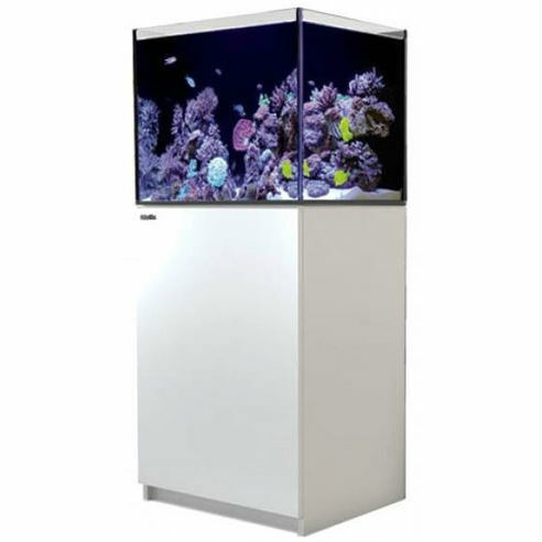 Reefer 170 - 43 Gallon White All In One Aquarium - Red Sea