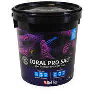 Small Bucket Coral Pro Sea Salt Mix (Makes 55 Gallons) - Red Sea