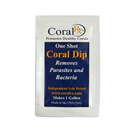 Coral RX ONE SHOT Coral Dip Single Pack - CoralRX