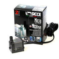 Micra Plus Pump 158 gph 2.8 ft Head - Sicce