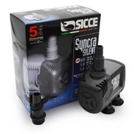 "Syncra ""Silent"" Pump Model 0.5 (185 gph) 4 ft. Head - Sicce"