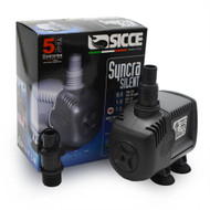 "Syncra ""Silent"" Pump Model 1.5 (358 gph) 6 ft. Head - Sicce"