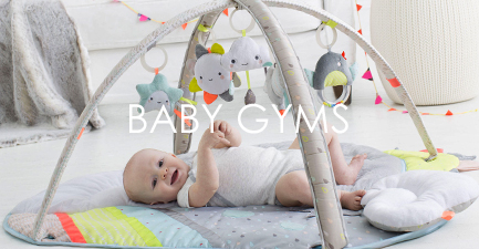 Baby Toddler Activity Playmat Gym