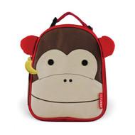 Skip Hop Monkey Zoo Kids Insulated Lunchie Bag