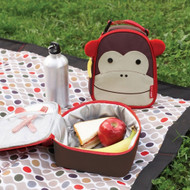 Buy Skip Hop Monkey Insulated Lunch Bag