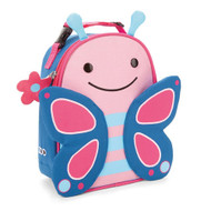 Skip Hop Butterfly Zoo Kids Insulated Lunchie Bag