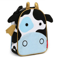 Skip Hop Cow Zoo Kids Insulated Lunchie Bag