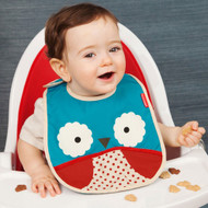 Buy Skip Hop Owl Zoo Fold Away Bib