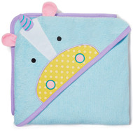 Skip Hop Toddler Hooded Towel - Unicorn