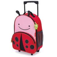 Skip Hop Ladybug Kids Luggage Bag