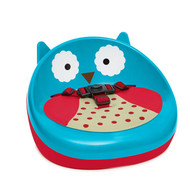 Skip Hop Zoo Padded Booster Seat - Owl