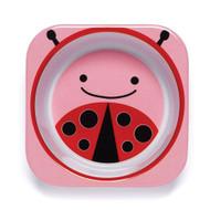 Skip Hop Ladybug Zoo Melamine Bowl