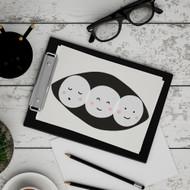 Peas To Meet You Digital Printable Wall Art - Decor