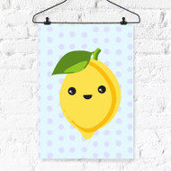 Lemon Cutie Digital Printable Wall Art Decor