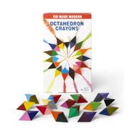 Kid Made Modern Octahedron Crayons (Set of 15)