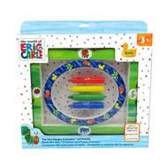 The Very Hungry Caterpillar Bath Crayon & Frame Set