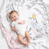 Buy aden + anais muslin cotton baby blanket