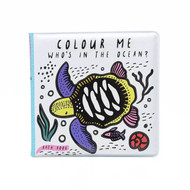 Wee Gallery Colour Me: Who's in the Ocean? Bath Book