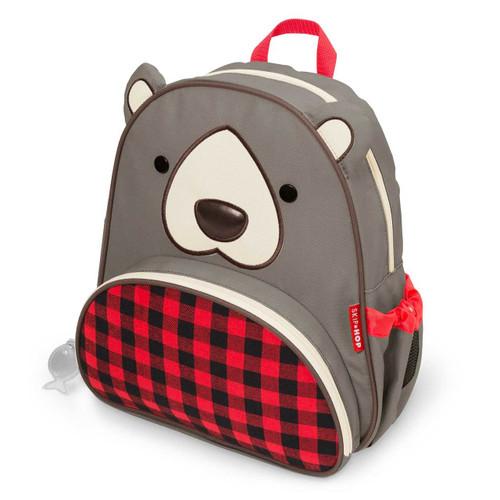Skip Hop Toddler Backpack - Blake Bear (Winter 2017 Limited Edition)