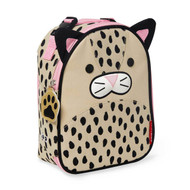 Skip Hop Zoo Kids Insulated Lunchie Bag - Leopard
