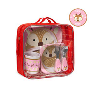 Skip Hop Zoo Mealtime Gift Set - Deer (Limited Edition)