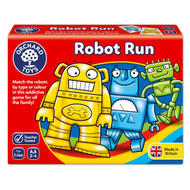 Orchard Toys Robot Run Game - Kids Educational Games Online