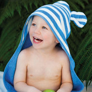 Silly Billyz Organic Baby Hooded Ears Towel