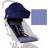 Babyzen Yoyo+ Plus Seat Pad & Canopy Pack - Air France (Limited Edition)