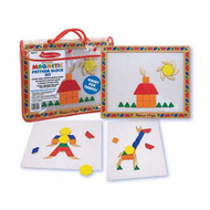 Magnetic Pattern Blocks Carry Kit