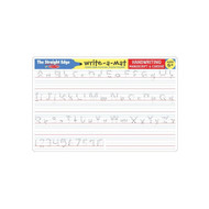 Melissa & Doug Write A Mat Placemat - Handwriting Cursive