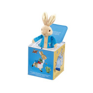 Beatrix Potter Peter Rabbit Jack in the Box