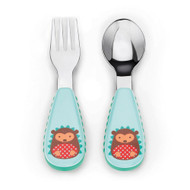 Buy Online Skip Hop Toddler Hedgehog Fork & Spoon