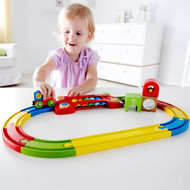 Hape Sensory Railway Train Set