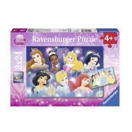 Ravensburger Disney Princess Gathering Puzzle 2x24pc