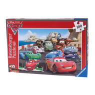 Ravensburger Disney Cars 2 Explosive Racing Puzzle - 100pc