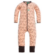 ergoPouch Organic Winter Sleep Suit - Petal Pink