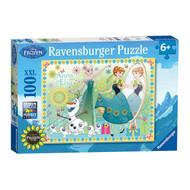 Ravensburger Disney Frozen Fever XXL Puzzle - 100pc