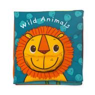 Shop Baby Soft Flap Book - Wild Animals