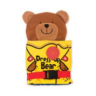 K's Kids Soft Activity Baby Book - Dress Up Bear?