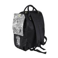 Isoki Backpack Bag - Easy Access Wipes Pocket