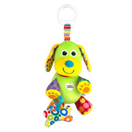 Lamaze Clip On Baby Activity Toy - Pupsqueak