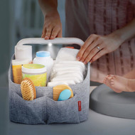 Skip Hop Light Up Diaper Caddy