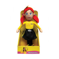 The Wiggles Emma Talking Plush Toy