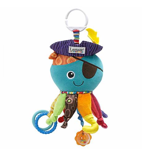 Lamaze Clip On Baby Activity Toy - Captain Calamari Octopus