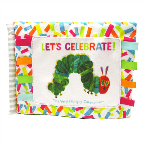 The Very Hungry Caterpillar Oversized Celebration Soft Book